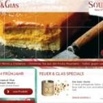 Soulfood, Gewürze, selbst räuchern, exotische Speisen – Feuer und Glas