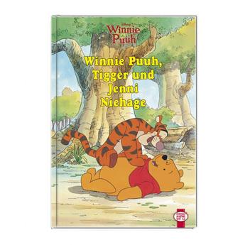 Buch mit Namen und Foto – Disney – Winnie Puuh