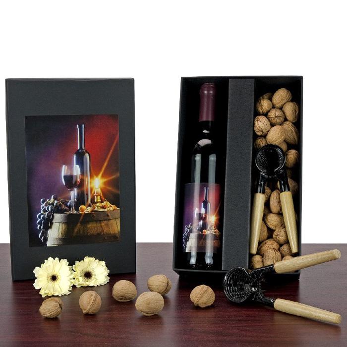 Geschenkset Wein-GeNüsse
