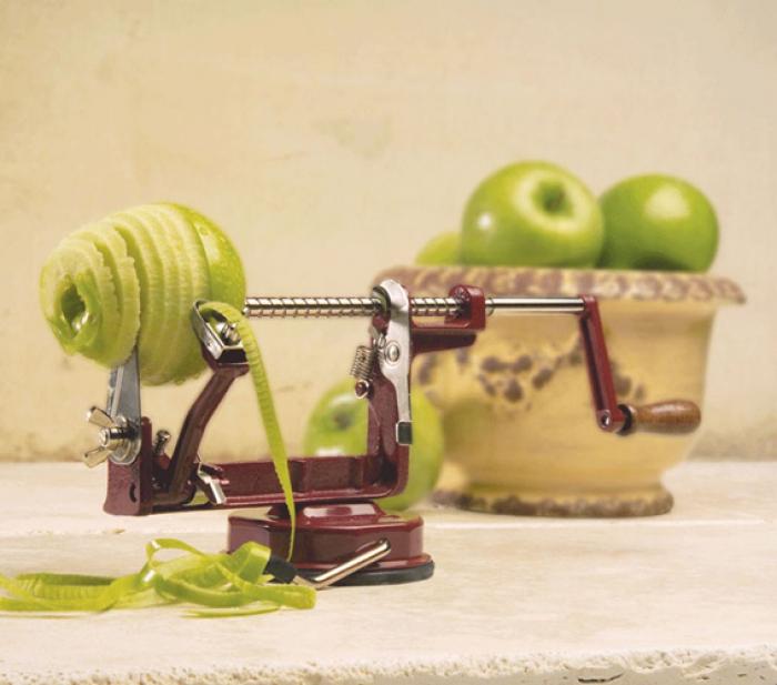 Multifunktions-Apfelschäler
