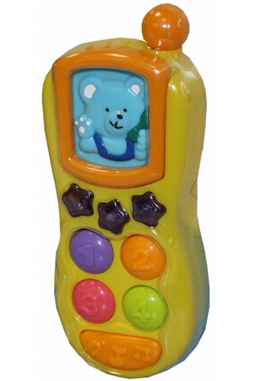 Spielzeug-Handy mit Sound