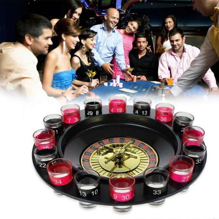 Trinkspiel – Roulette